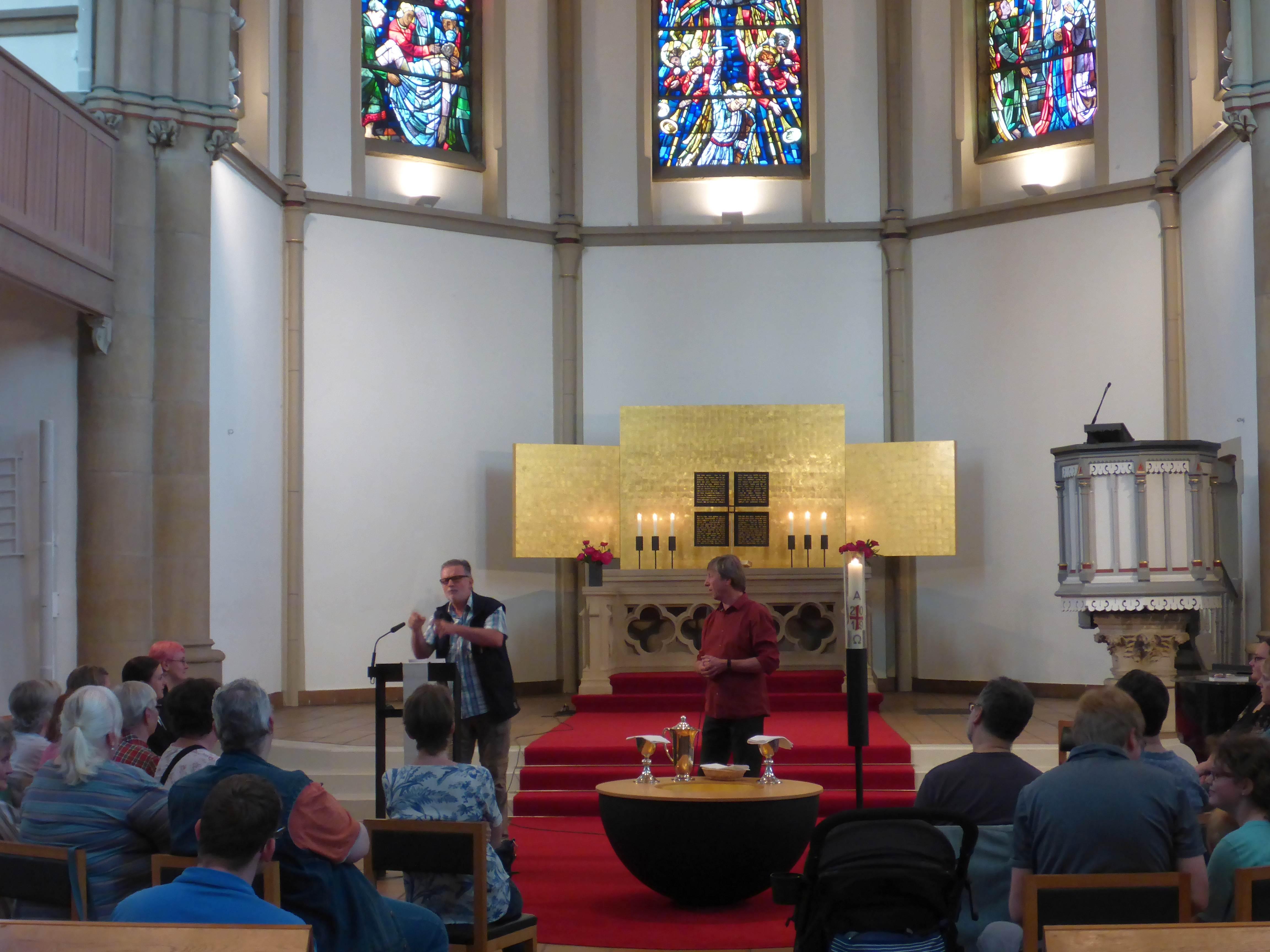 Lesung Gottesdienst